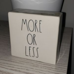 Rae dunn | Less is more  / more or less
